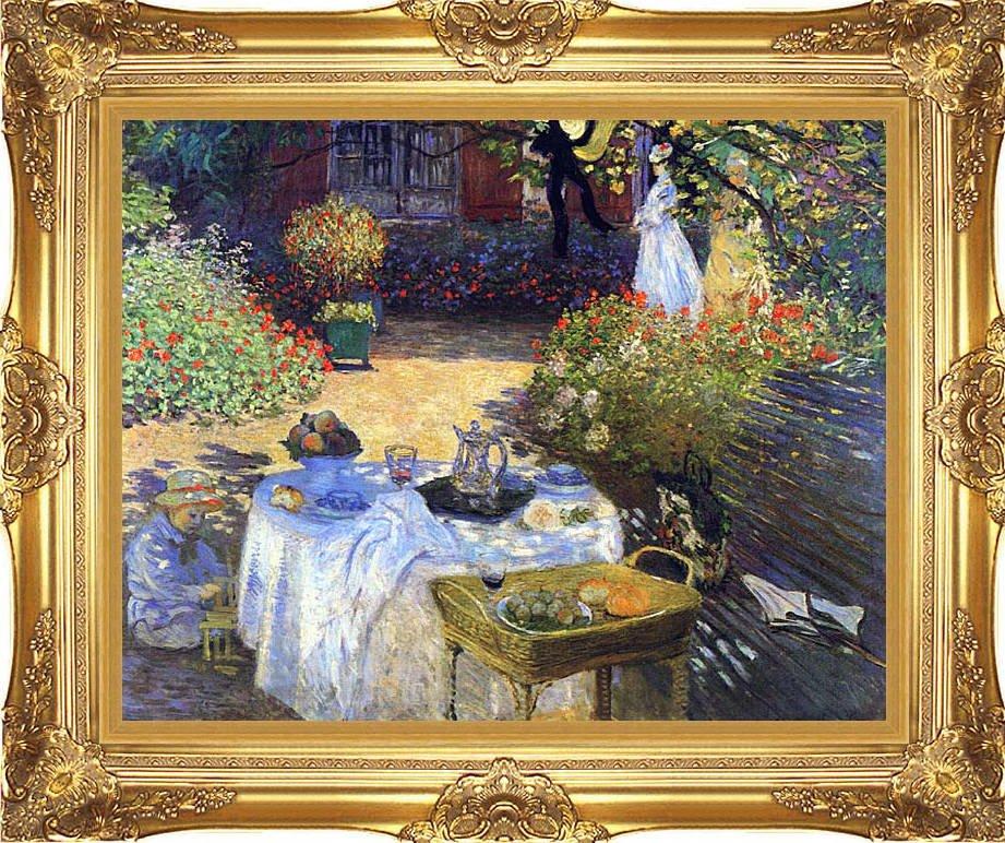 Monet replica