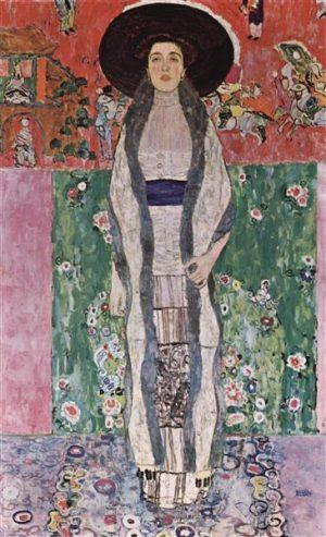 Portrait of Adele Bloch Bauer II